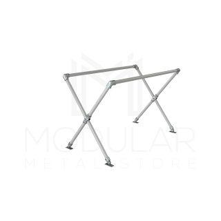 Cross Leg Table Frame_PhysCamera001 (0-00-00-00)