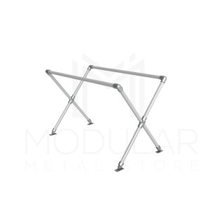 Cross Leg Table Frame_PhysCamera002 (0-00-00-00)