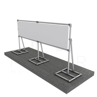 Free Standing Sign Frame Multiple With Sign_PhysCamera002 (0-00-00-00)