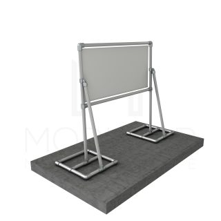 Free Standing Sign Frame Single With Sign_PhysCamera001 (0-00-00-00)