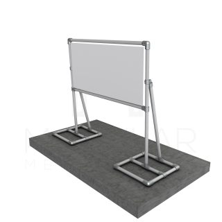 Free Standing Sign Frame Single With Sign_PhysCamera002