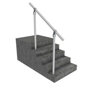 MMS_HRKIT04 Domestic Handrail - Floor to Floor_PhysCamera002_00000