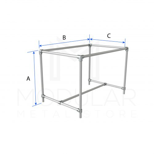 Robust Table Frame Dimensions