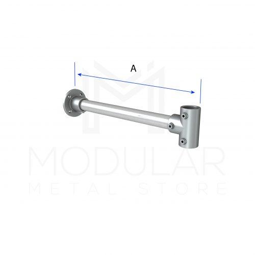 Shelf Single Assembly Dimensions