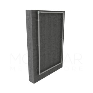 Wall Mounted Sign Frame_PhysCamera001 (0-00-00-00)